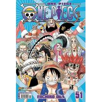 Mangá - One Piece Nº 51 Panini
