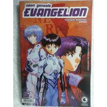 Mangá Conrad: Neon Genesis Evangelion Nº05 - Frete Grátis