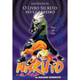 Naruto Livro Secreto Dos Guerreiros Guia Oficial Do Fã Novo