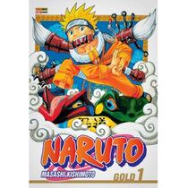 Naruto Gold Nº 1. Edição De Colecionador! (lacrado)
