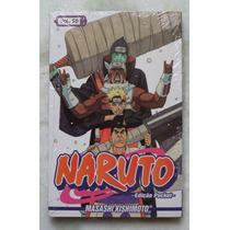 Mangá Naruto Pocket Nº 50
