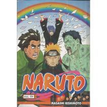 Naruto 54 Normal - Panini - Gibiteria Bonellihq Cx126