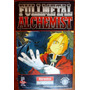 Mangá Fullmetal Alchemist Nº 01 - Perfeito Estado