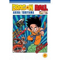 Dragon Ball 6! Mangá Panini! Lacrado! Complete Sua Coleção!