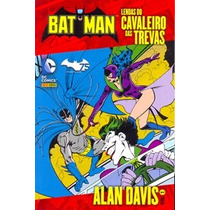 Batman: Lendas Do Cavaleiro Das Trevas ¿ Alan Davis Vol 1