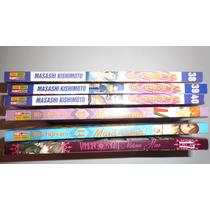 Manga Naruto Edição Pocket Volume 38, 39 E 40 Panini