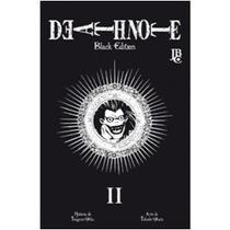 Manga Death Note Black Edition Volume 2 - Jbc - Ptbr