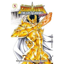 Mangá Os Cavaleiros Do Zodíaco: The Lost Canvas Gaiden 5