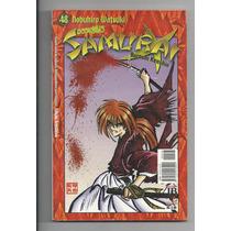 Mangá Samurai X Rurouni Kenshin 48 - Editora Jbc
