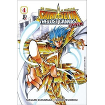 Mangá Cavaleiros Do Zodíaco The Lost Canvas Gaiden Volume 04