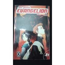 Mangá Neon Genesis Evangelion Volume 11 - Gainax - Conrad