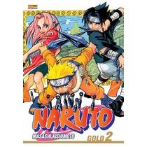 Mangá Naruto Gold Panini - Vários Volumes