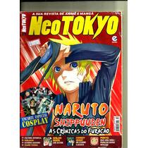 Neo Tokyo Nº57-revista Sobre Anime E Mangá-formato Grande!!!