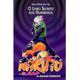 Naruto Livro Secreto Do Guerreiro- Panini - Tuneu Games
