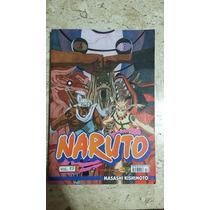 Mangá Naruto Panini Comics - 57