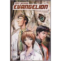 Gibi Manga Neon Genesis Evangelion Numero 16 - Edit. Conrad