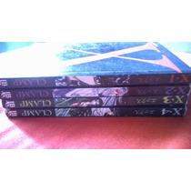 Mangás Diversos: Naruto, Tsubasa, X, Inu Yasha, Death Note.