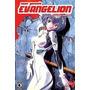 Manga Neon Genesis Evangelion Edição 4 Conrad