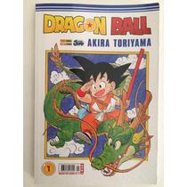 Mangá Dragon Ball Volume 1 Panini Akira Toriyama