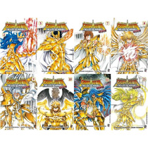 Mangá Os Cavaleiros Do Zodíaco Lost Canvas Gaiden Varios Vol