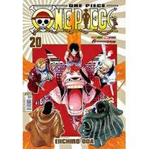 Mangá - One Piece Nº 20 Panini