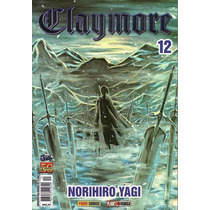 Mangá Claymore Volume 12