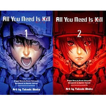 All You Need Is Kill 1 E 2 Jbc Em Português Novos Mangá Note
