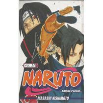 Naruto Pocket 25 - Panini - Gibiteria Bonellihq