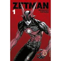 Zetman # 01 A 03 Mangás Novos E Lacrados Da Editora Jbc