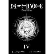 Death Note - Black Edition Volume 4- Manga - Jbc