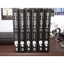 Mangá Death Note N1 Ao 6- Black Edition- Jbc-frete Grátis