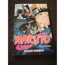 Mangá Naruto Pocket Vol 56 + 5 Cartas De Yugioh