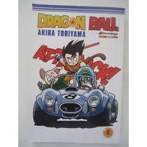 Dragon Ball #08 Ano 2012 Akira Toriyama Editora Panini