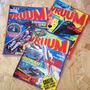 Revistas Vruum - 3 Primeiras Edições Editora Abril - Anos 70