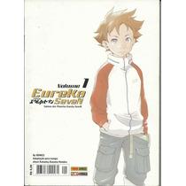 Eureka Seven - Coleção - Vol. 1 E 4 ¿ Editora Panini