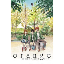 Orange - Manga - Jbc - Volume 1 !!!