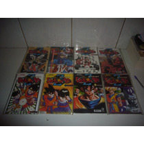 Revista / Gibi Dragonballz Akira Toriyama Diversos Números..