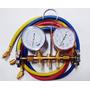 Manifold Refrigeração Gitta Gt-636-410 R22, R407c E R410a