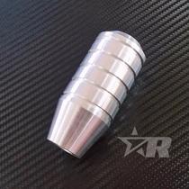 Manopla Cambio Dragster Hot Rod Runner Alumínio Maciço