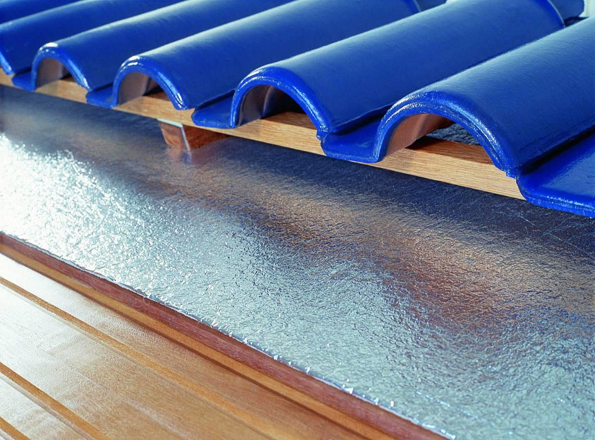 manta termica isolante para telhados subcobertura 50 m r 349 00 no mercadolivre. Black Bedroom Furniture Sets. Home Design Ideas