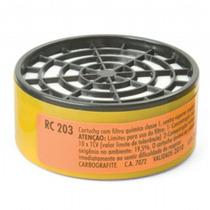 Cartucho Filtro Rc-203 P/ Masc. Respiratória - Carbografite