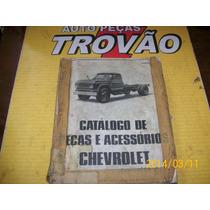 Chevrolet Caminhões Catalogo De Peças E Acessórios