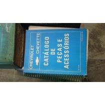 Catálogo De Peças Do Chevette