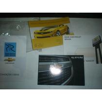 Novo Em Branco Manual Spin 2014 Original Chevrolet Gm Ltz Lt