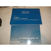 Manual Do Monza 89 Com Capa