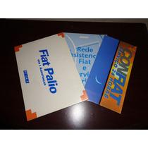 Manual Proprietario Palio Ed Edx El 16v 1996 1997 96 97