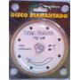 Disco Diamantado Para Corte De Vidros