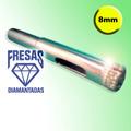 Broca Diamantada P/ Vidro 8mm 5/16 Serra Copo Artesanato