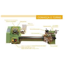 Torno Mecânico De Bancada 500mm 220v - 685108