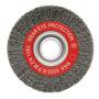 Escova De Aço Circular 6x3/4 - Osborn